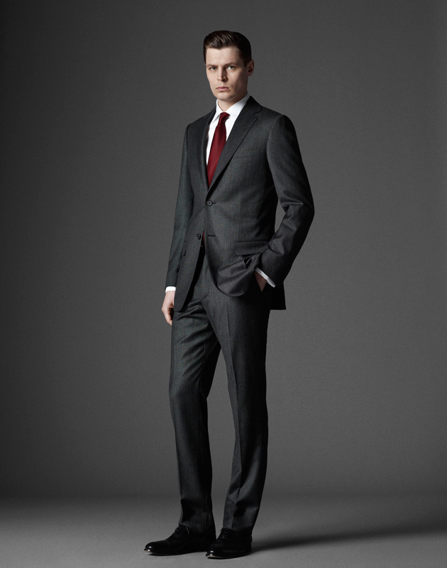 Adrian Wlodarski Embodies Alfred Dunhill's Heritage for Fall/Winter 2012