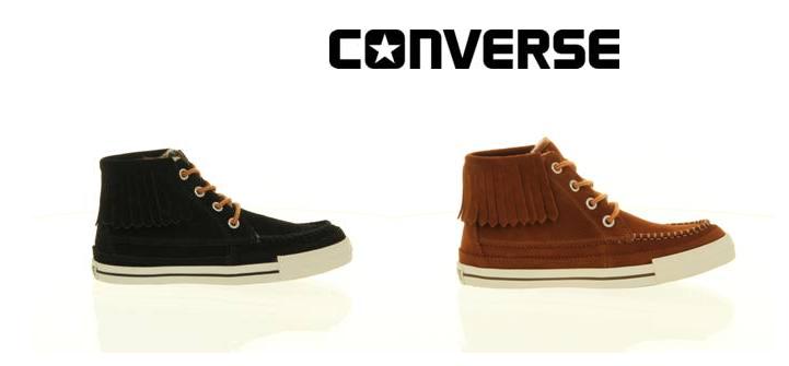 Shop Converse Fall/Winter 2012 Boots
