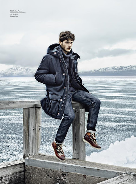 Oscar Spendrup for Boomerang Fall/Winter 2012 Campaign