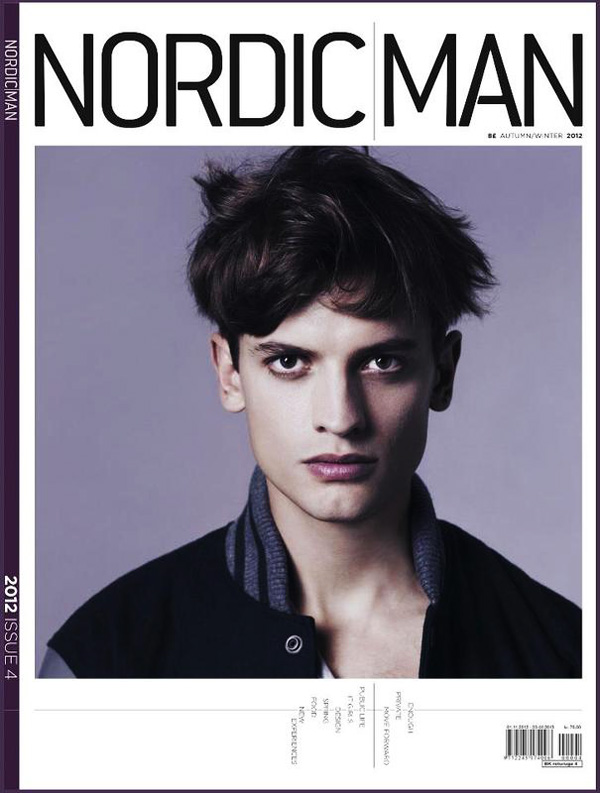 Eddie Klint Covers Nordic Man #4