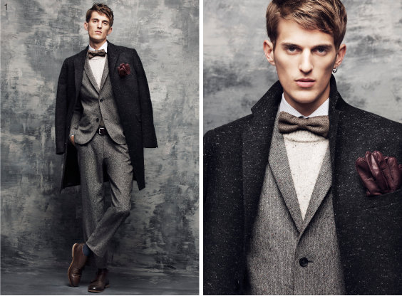 Gabriel Gronvik Unveils Functional Elegance for H&M Fall/Winter 2012
