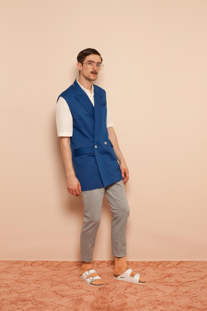 Daniel Turner in How to Wear Agi & Sam Spring/Summer 2013 image
