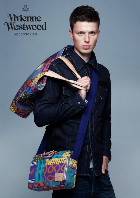 Louis Galloway for Vivienne Westwood Fall/Winter 2012 Accessories Campaign