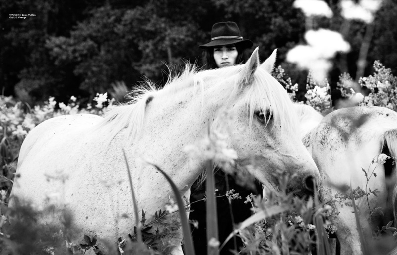 Willy Cartier for Elle Men China