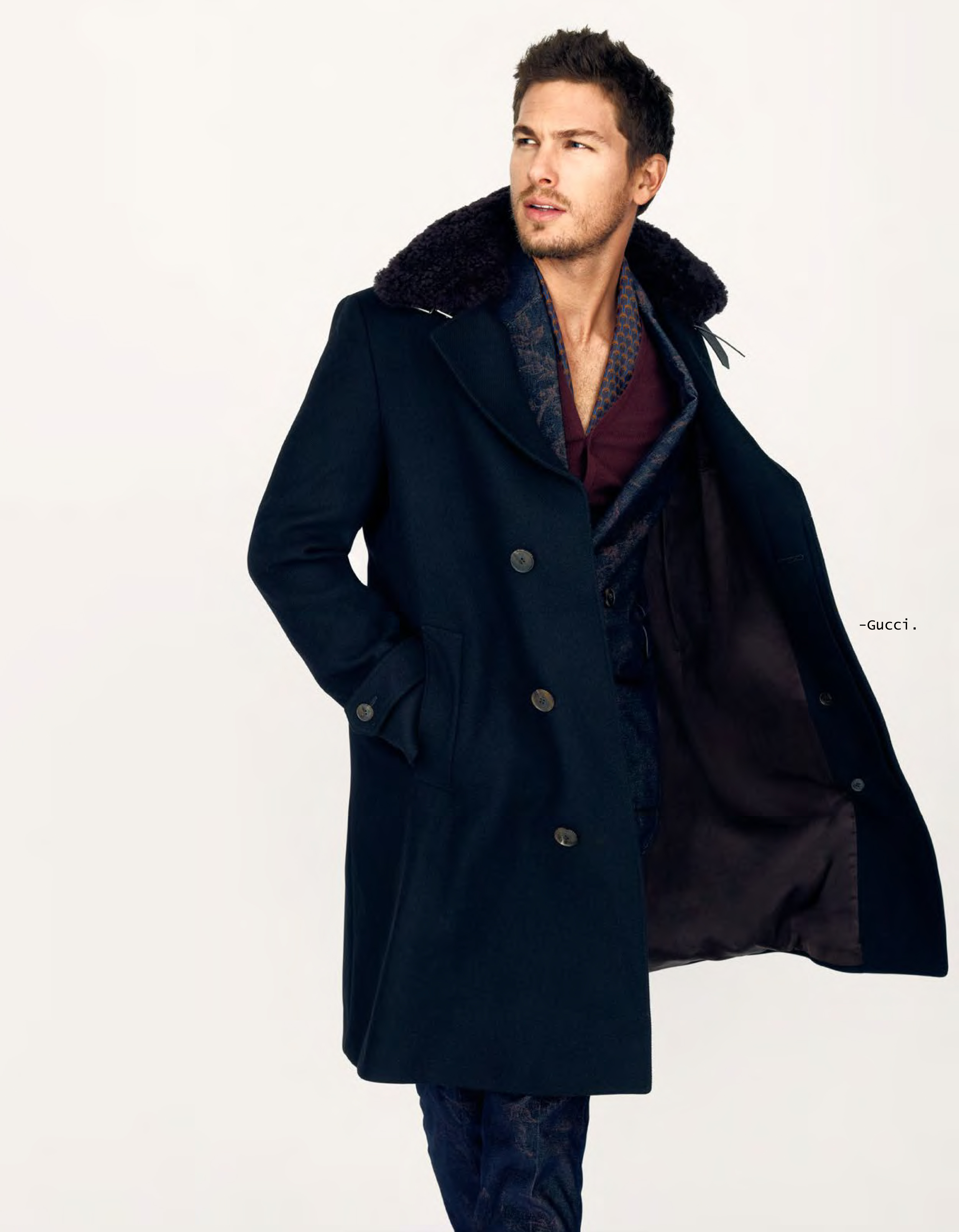 Adam Senn Charms for El Palacio De Hierro Christmas 2012 Lookbook