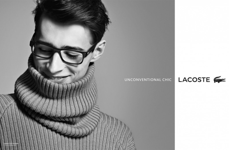 8295ab2c8e3 Adrien Sahores is a Relaxed Vision for Lacoste Fall Winter 2012 Campaign