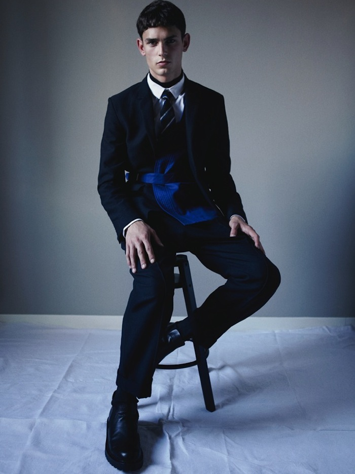 Arthur Gosse, Adam Merks, Max Rendell & Others Model Fall/Winter 2012 Collections for The Greatest #2