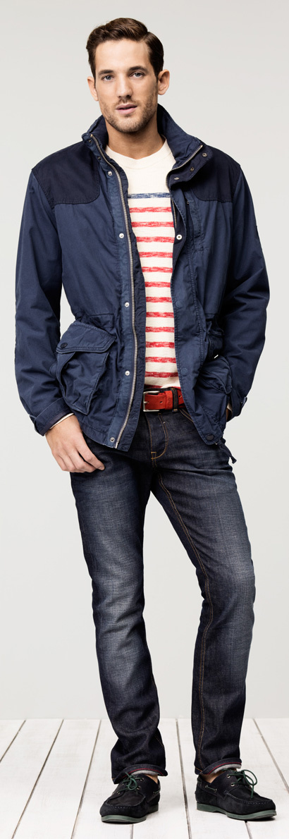 Arthur Kulkov & Max Rogers are in a Colorful Mood for Tommy Hilfiger Pre-Spring 2013 Lookbook