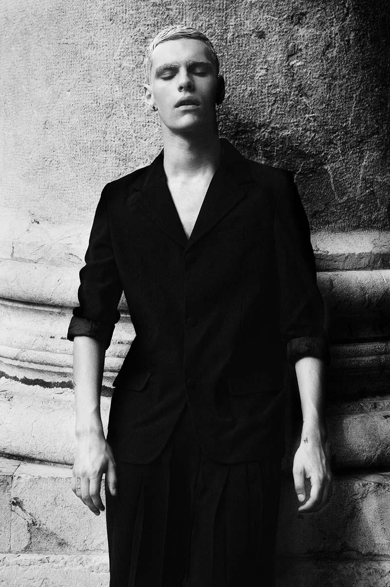 Jonathan Bauer-Hayden by Hoyam Henney