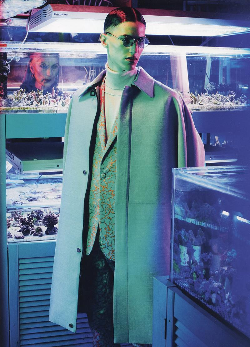 Kristoffer Hasslevall Hits the City at Night for Hero #8