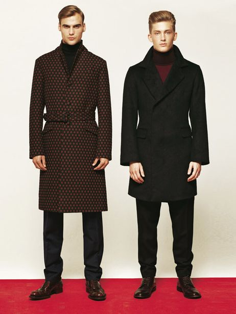 Pavel Baranov & George are Ready for a Cold Front in Guardian Magazine