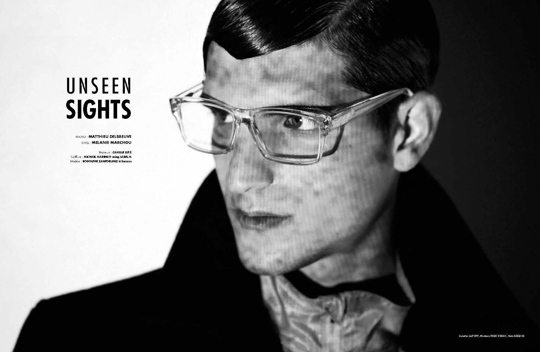 Rodolphe Zanforlini for Shoes-Up Magazine