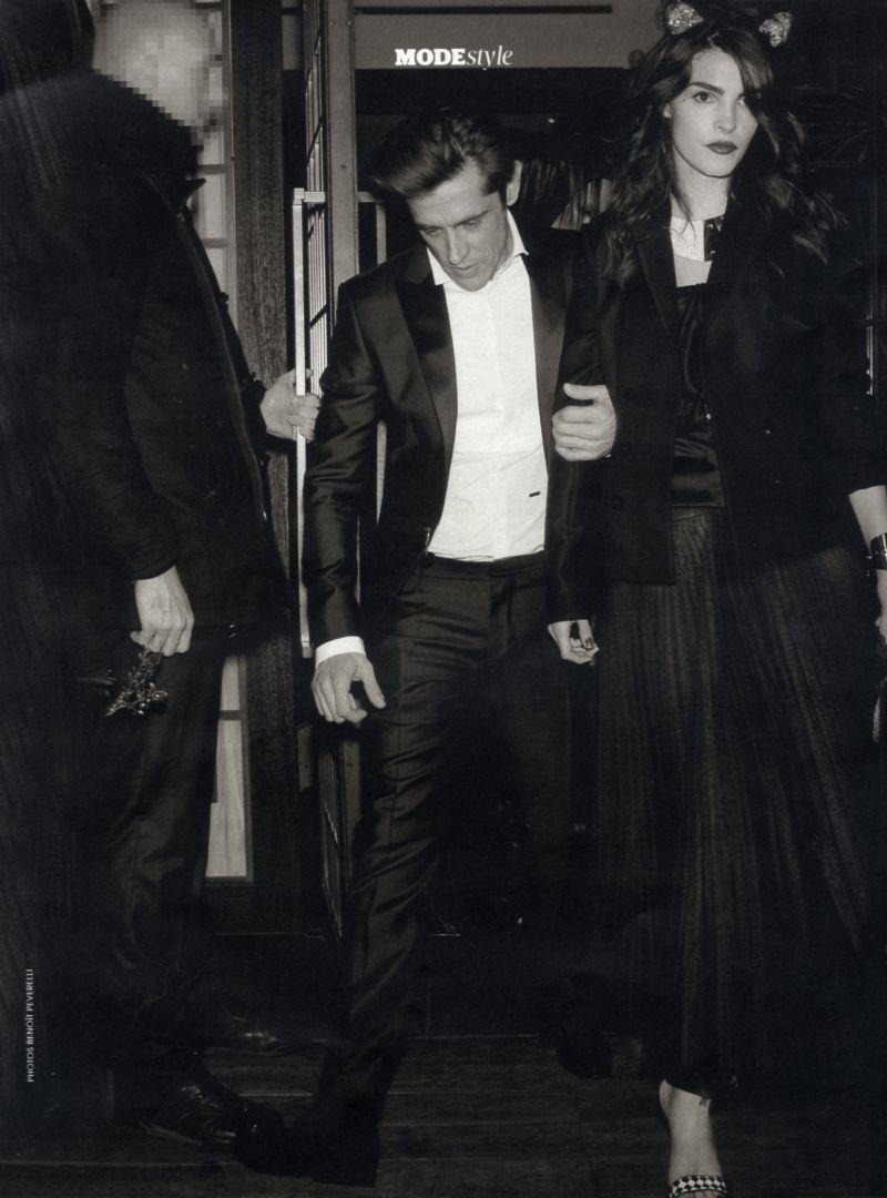 Werner Schreyer Indulges in Glamour for Madame Figaro