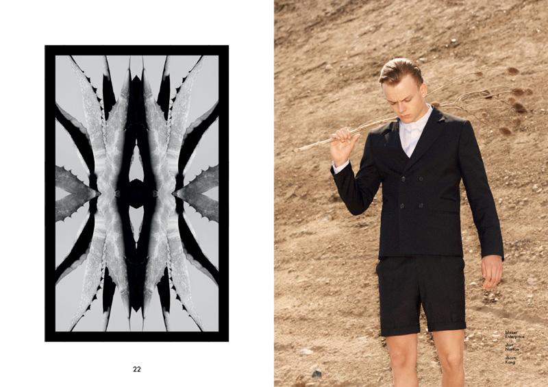 Christian Engholm for Won Hundred Spring/Summer 2013