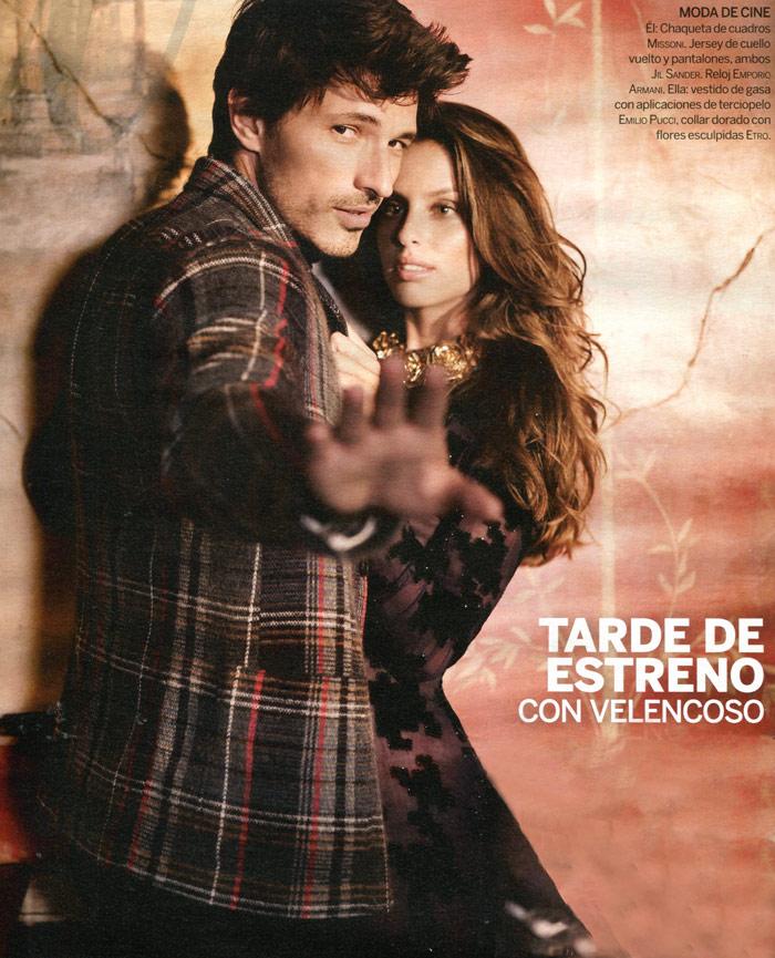 Andres Velencoso Segura for Woman Spain