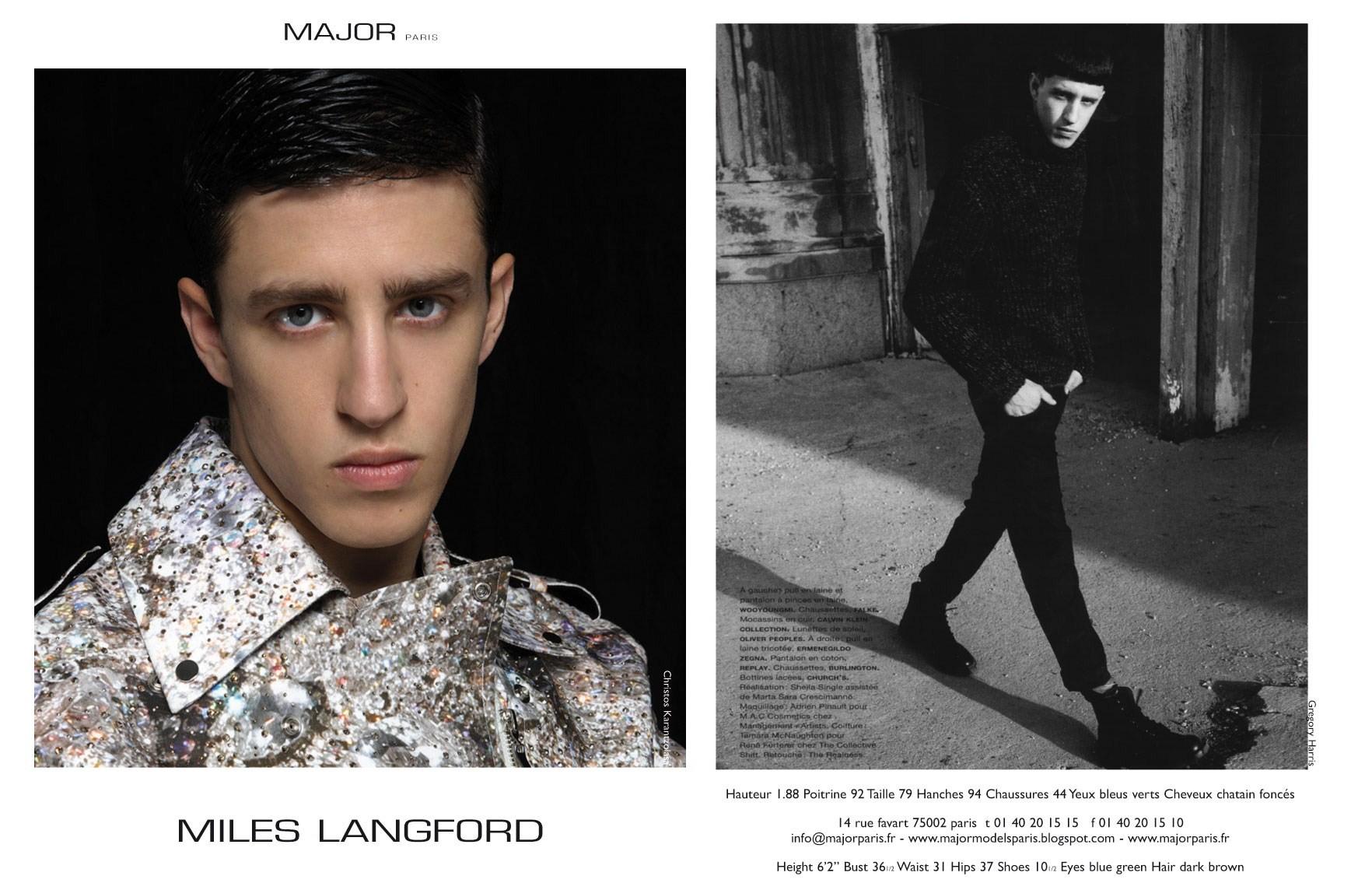 Major Paris Fall/Winter 2013 Show Package | Paris Fashion Week image