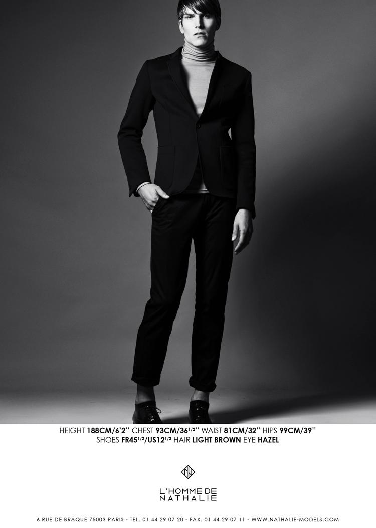 Nathalie Fall/Winter 2013 Show Package | Paris Fashion Week