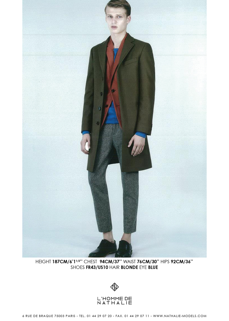 Nathalie Fall/Winter 2013 Show Package | Paris Fashion Week image