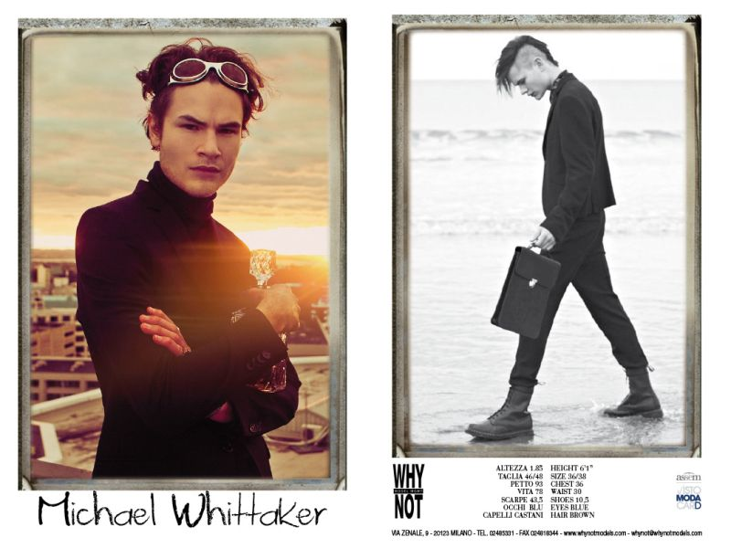 WhyNot Fall/Winter 2013 Show Package | Milan Fashion Week image