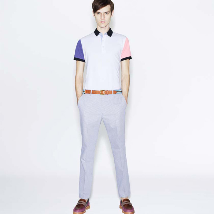 Jake Shortall, Douglas Neitzke & More Sport Uniqlo's Eclectic Spring/Summer 2013 Collection