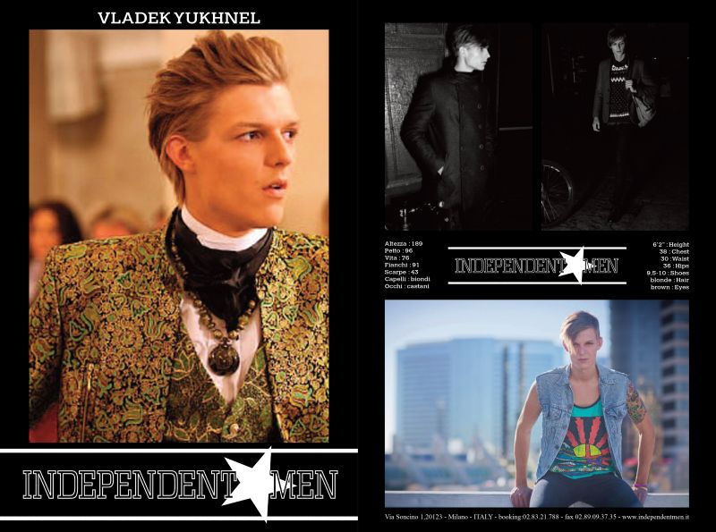 Independent Men Fall/Winter 2013 Show Package | Milan Fashion Week