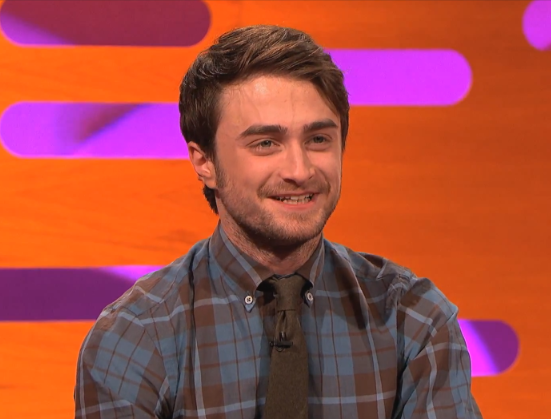 Daniel Radcliffe Wears Todd Snyder for the Graham Norton Show
