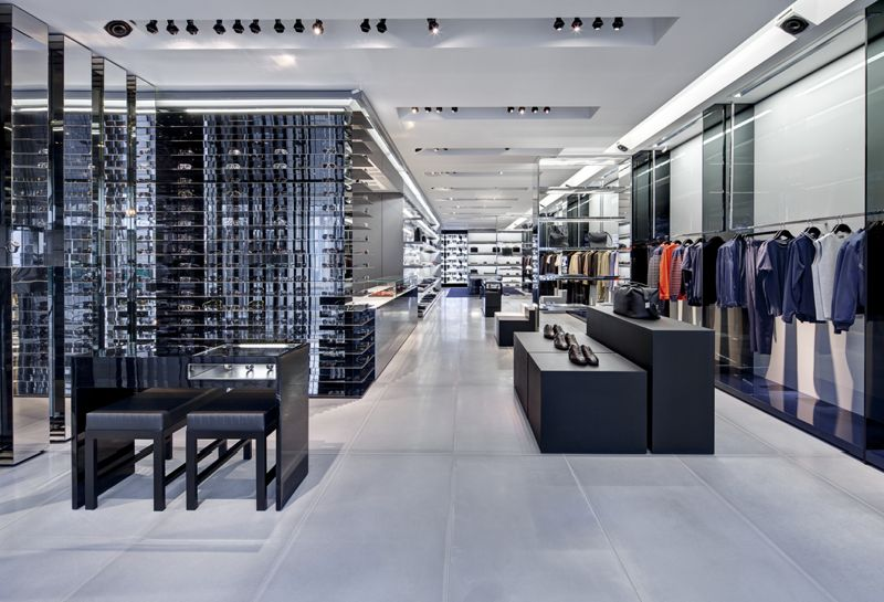 Dior Homme Introduces Their Newest Retail Boutique in Miami, Florida