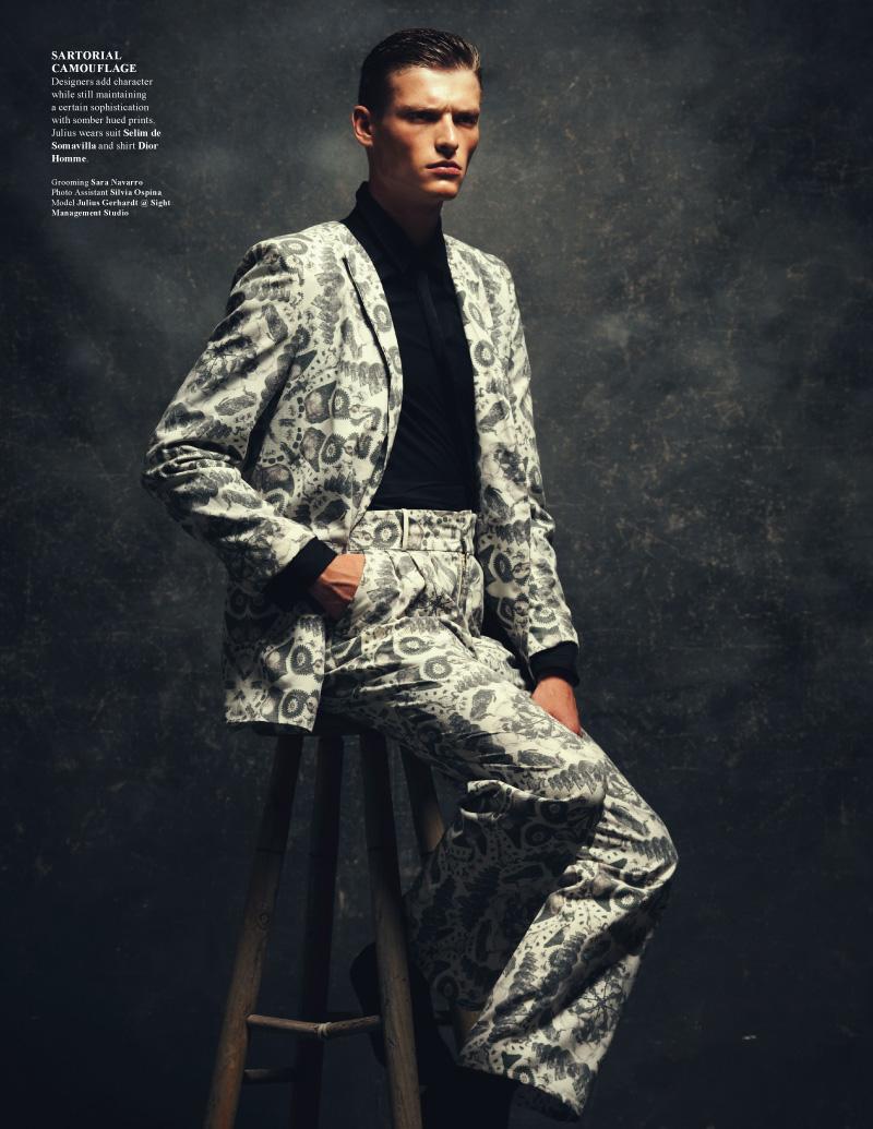 Julius Gerhardt by Javi Dardo for Fashionisto #5