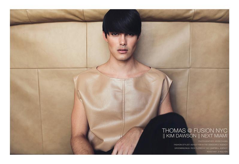 Thomas Vollmar by Kevin Chung
