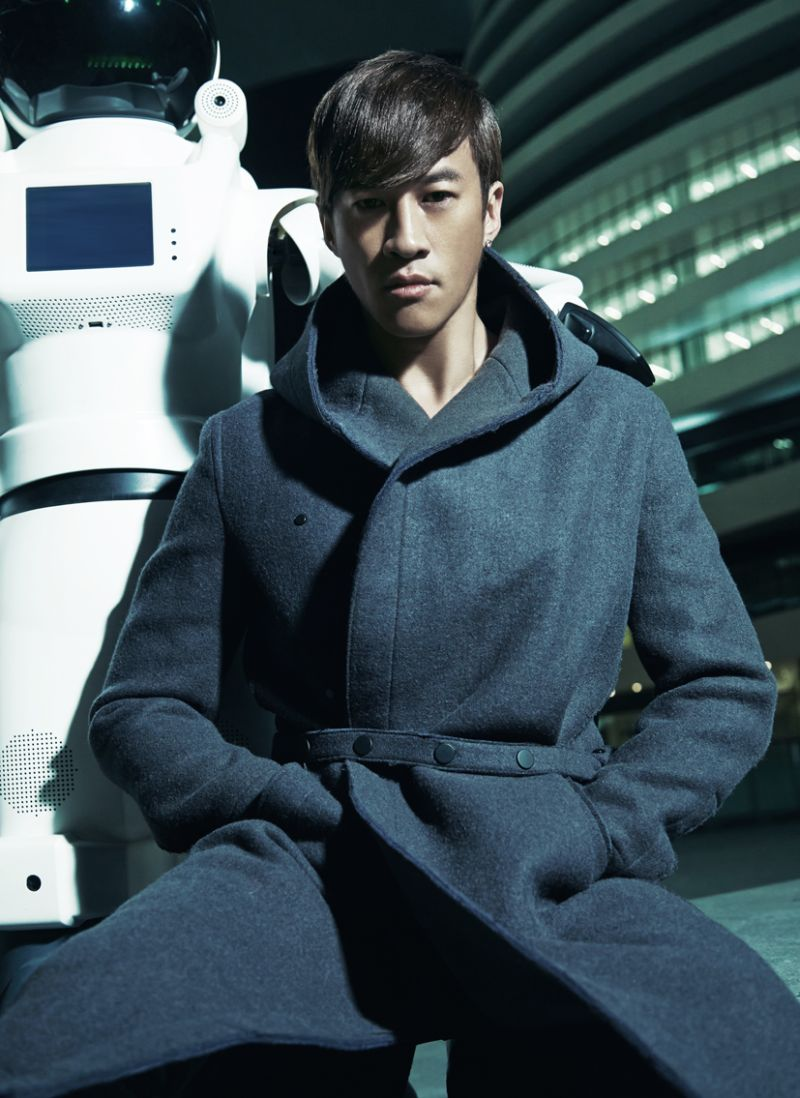 Peter Ho Goes Futuristic for Surface China   The Fashionisto