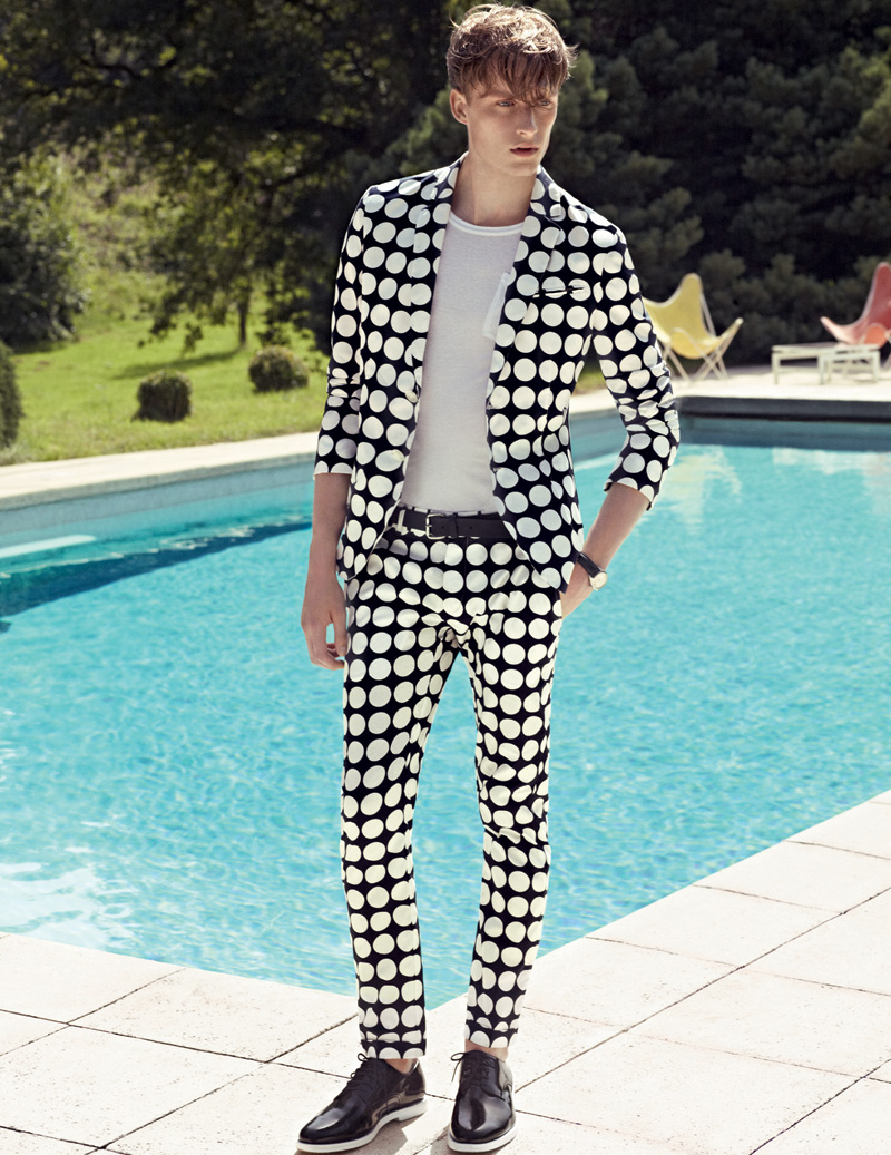 Pierre Balmain Taps Bastiaan Van Gaalen for their Spring/Summer 2013 Campaign & Lookbook