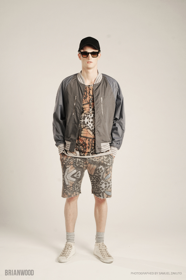brian wood springsummer 2013 the fashionisto