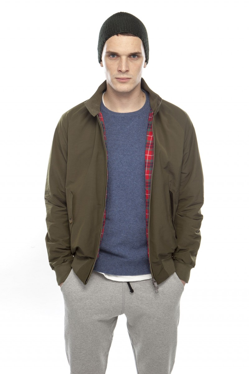 Baracuta Reveals Its Fall/Winter 2013 Collection at Pitti Uomo