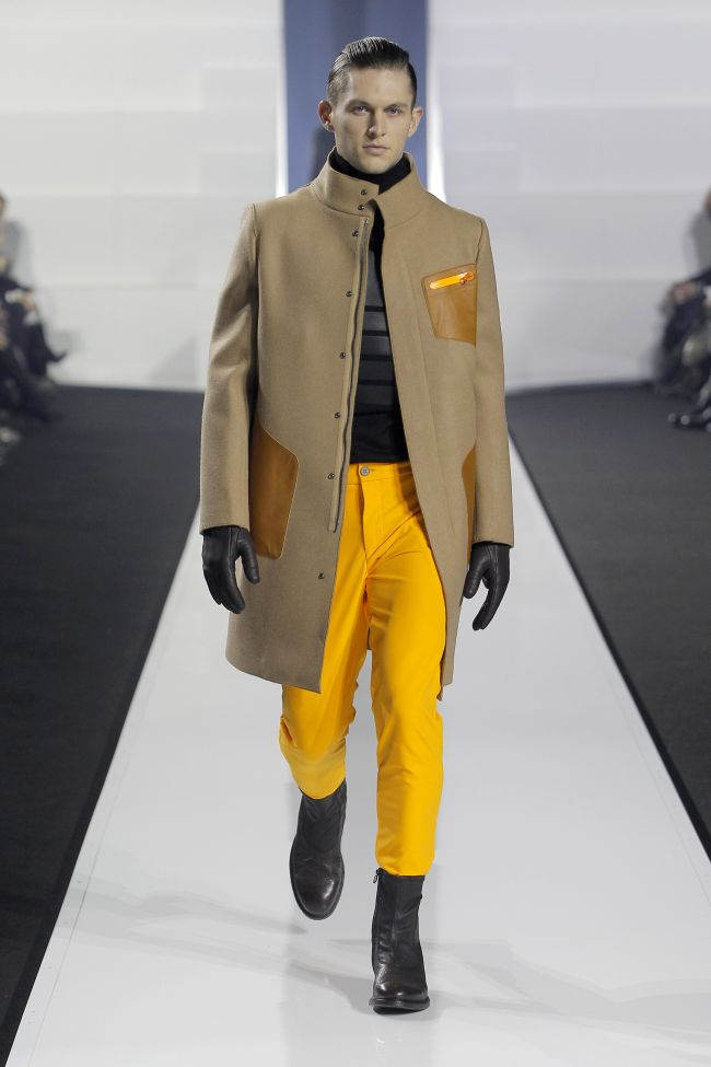 Dirk Bikkembergs Fall/Winter 2013 | Milan Fashion Week
