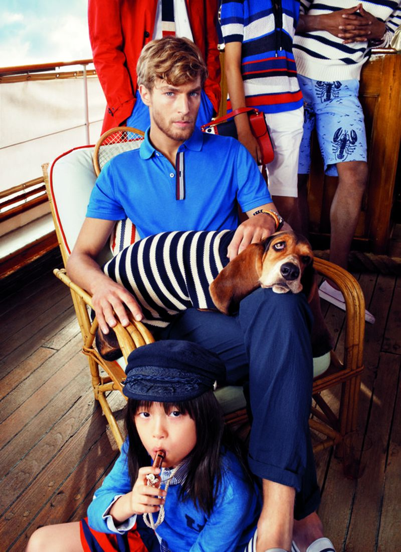 Tommy Hilfiger Spring/Summer 2013 Campaign