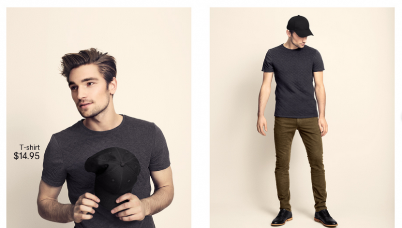 Texas Olsson Finds 'Urban Utility' for H&M Spring 2013