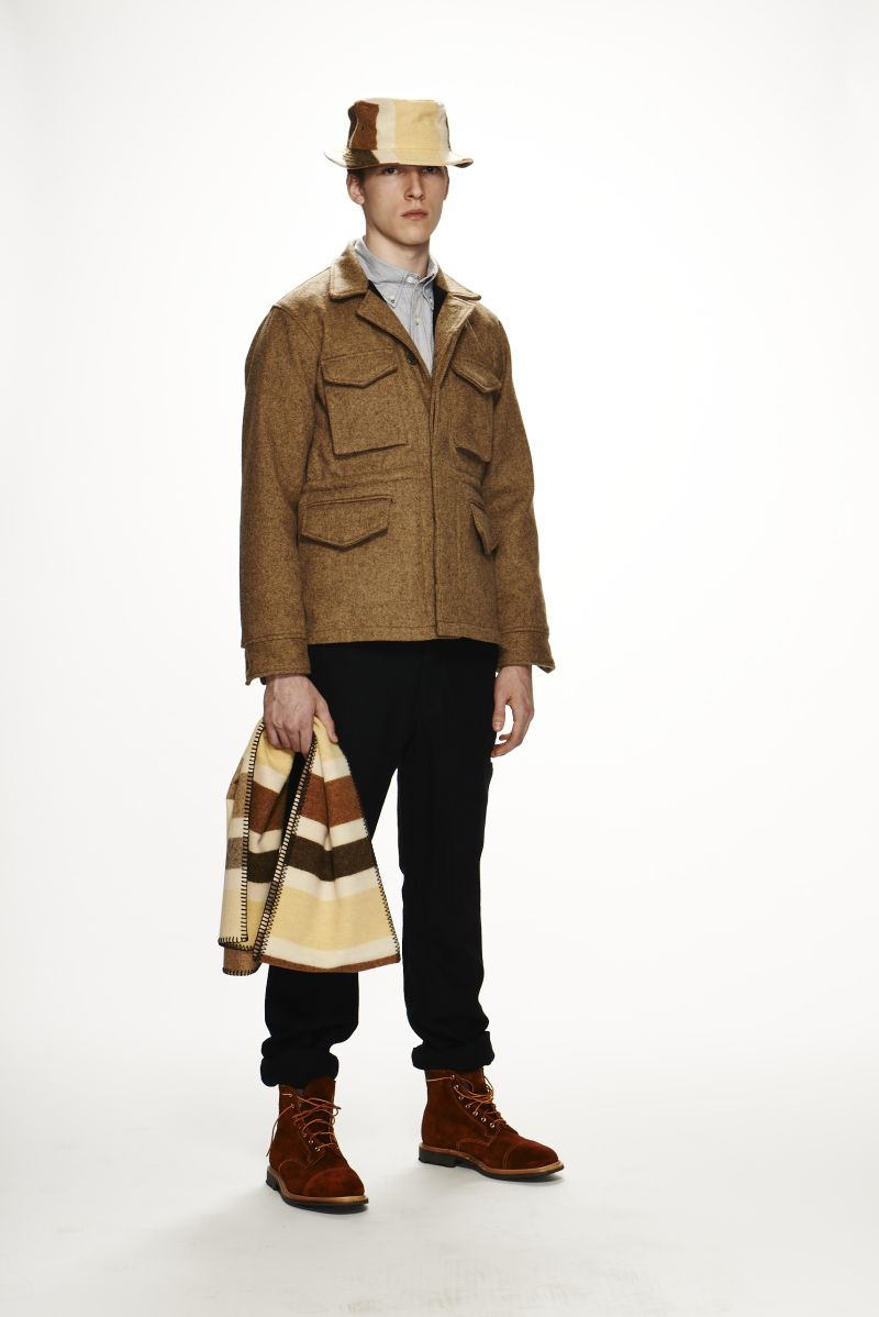 Woolrich Woolen Mills Fall/Winter 2013 Collection image