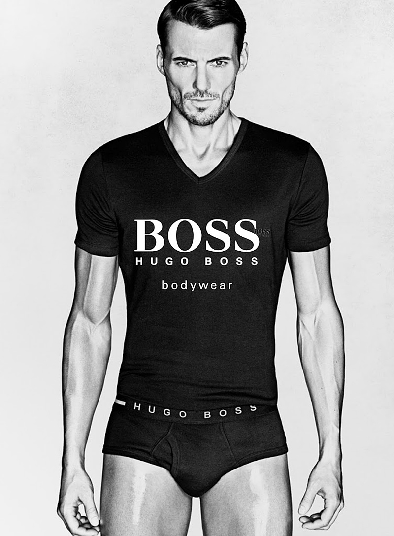 Hugo Boss Black SpringSummer 2013 Campaign