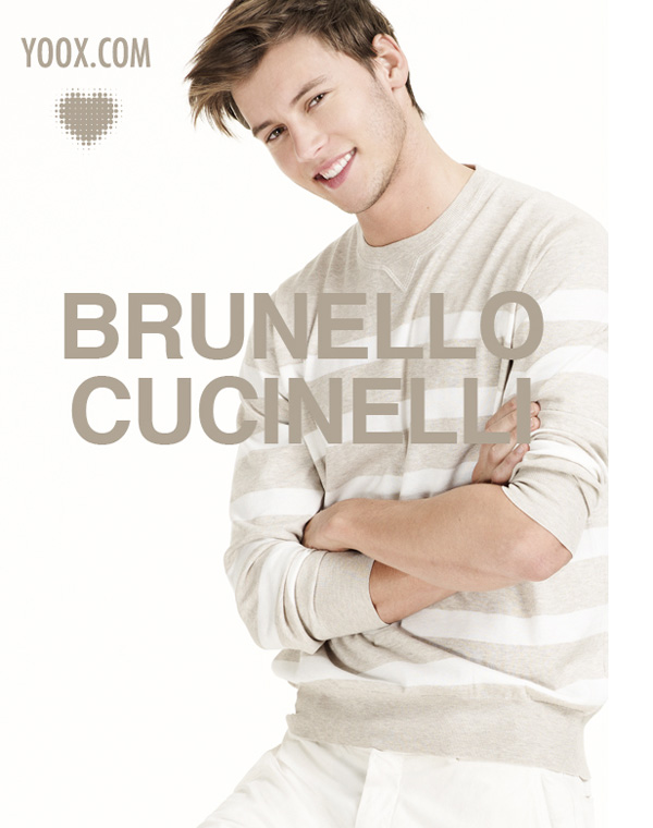 Incoming | Yoox.com Loves Brunello Cucinelli