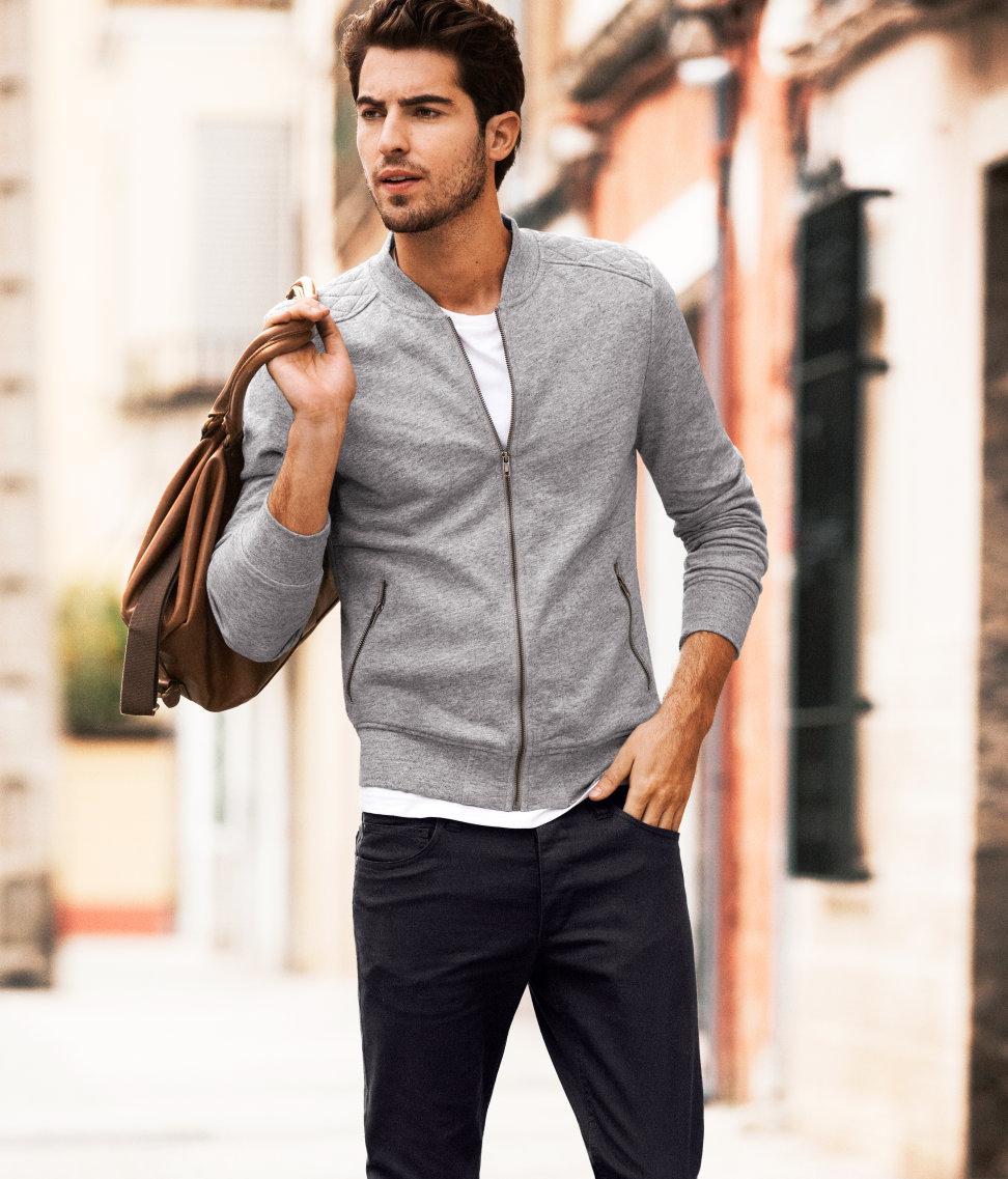H&M Taps Antonio Navas to Model Its Spring 2013 Styles ... | 972 x 1137 jpeg 193kB