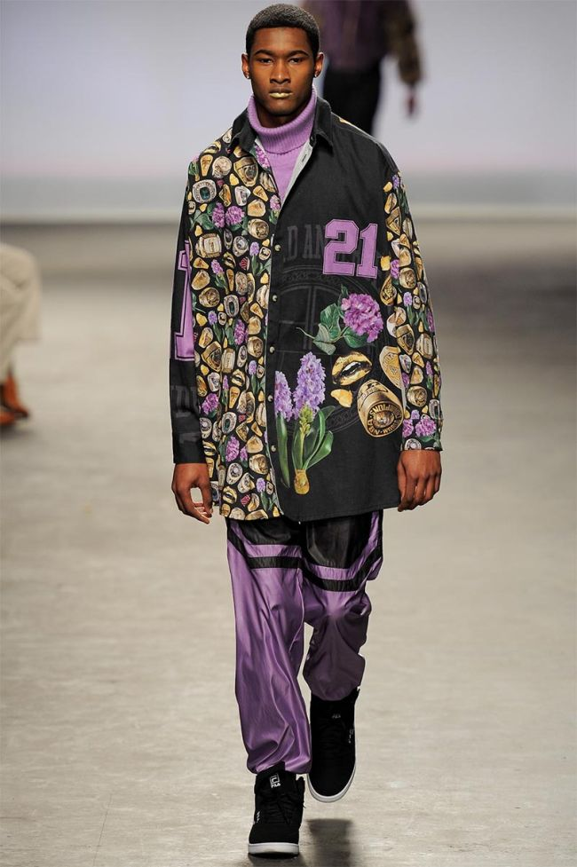 MAN - Astrid Andersen Fall/Winter 2013 | London Collections: Men