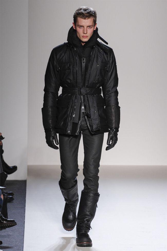Belstaff Fall/Winter 2013 | Milan Fashion Week