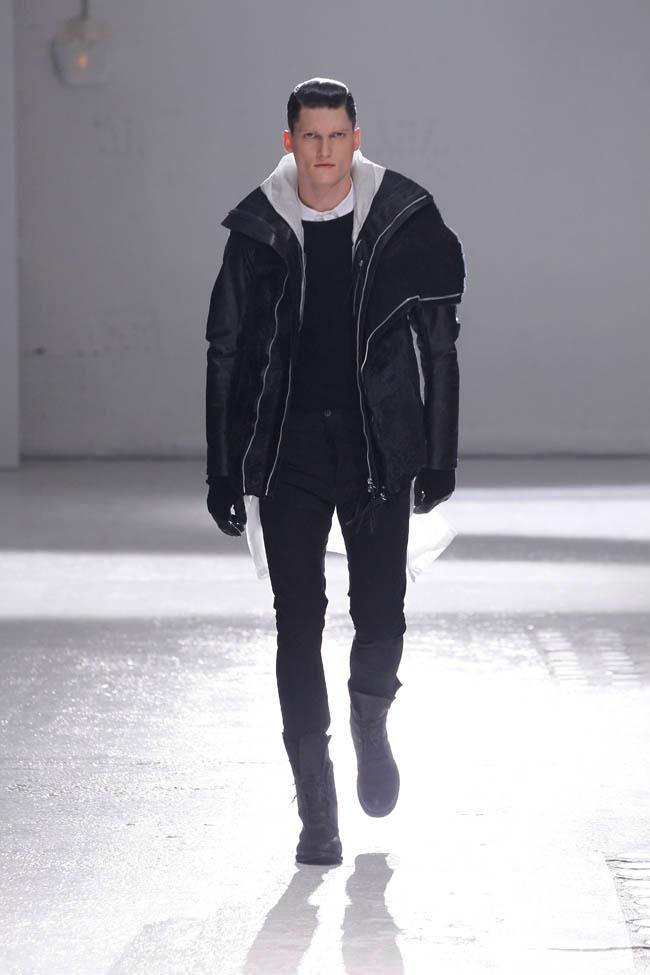 Boris Bidjan Saberi Fall/Winter 2013 | Paris Fashion Week