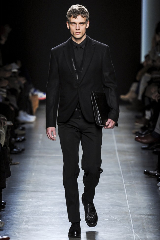 Bottega Veneta Fall/Winter 2013 | Milan Fashion Week