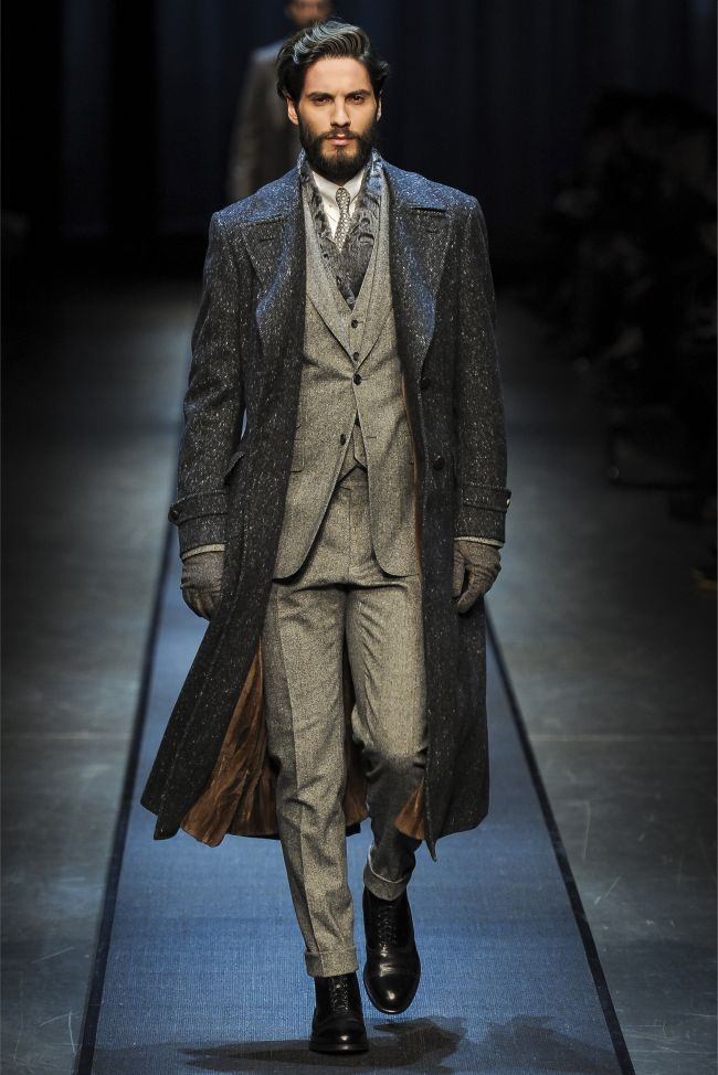 Canali Fall/Winter 2013 | Milan Fashion Week