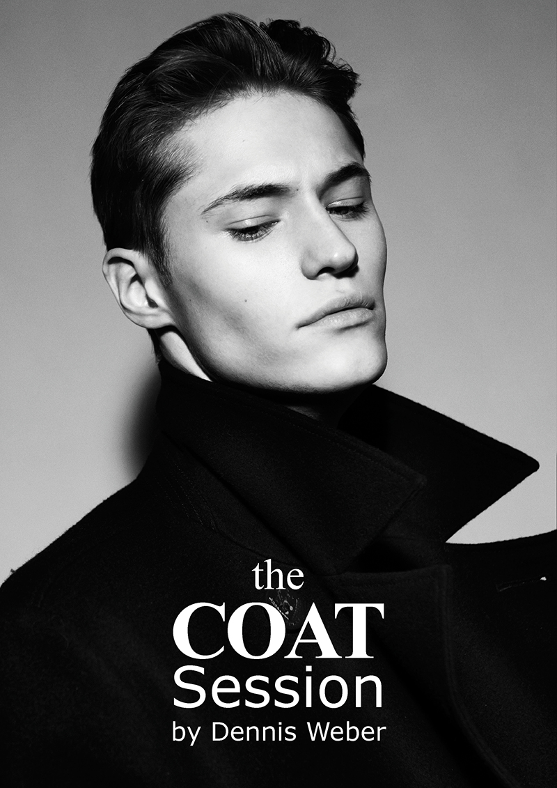 'The Coat Session' Featuring the Boys of Fashion Milano by Dennis Weber for Fashionisto Exclusive