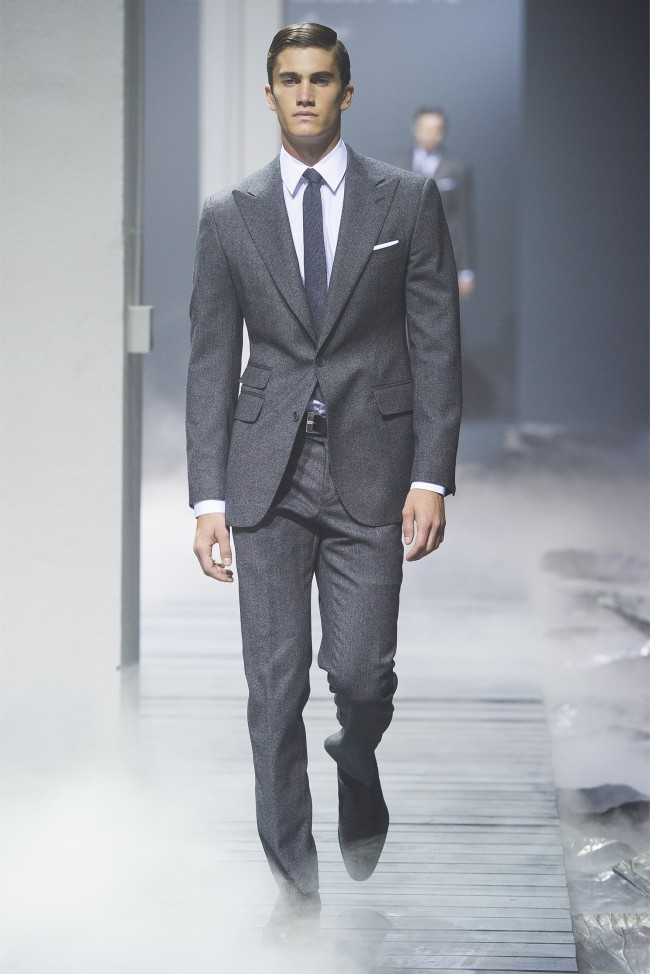 Corneliani Fall/Winter 2013 | Milan Fashion Week