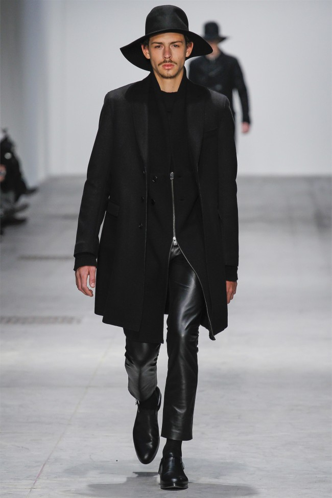Costume National Homme Fall/Winter 2013 | Milan Fashion Week