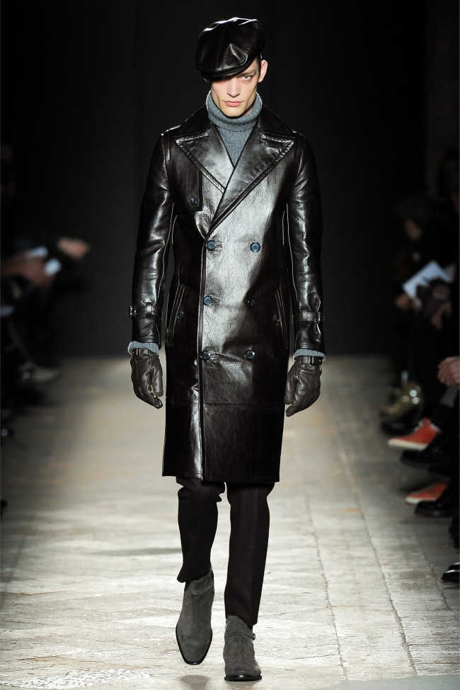 Daks Fall/Winter 2013 | Milan Fashion Week