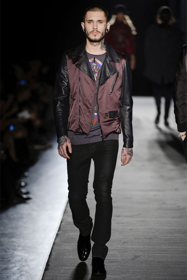 Diesel Black Gold Fall/Winter 2013 | Milan Fashion Week image
